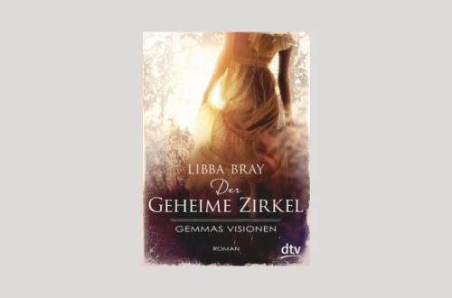 Cover Libba Bray: Gemmas Visionen. Foto: dtv
