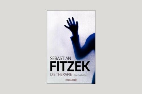 Cover Sebastian Fitzek: Die Therapie. Foto: Knaur