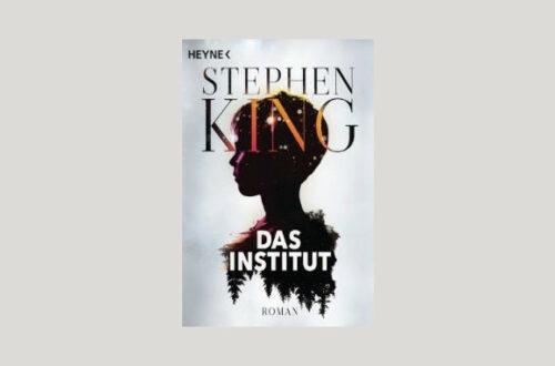 Cover Stephen King: Das Institut. Foto: Heyne