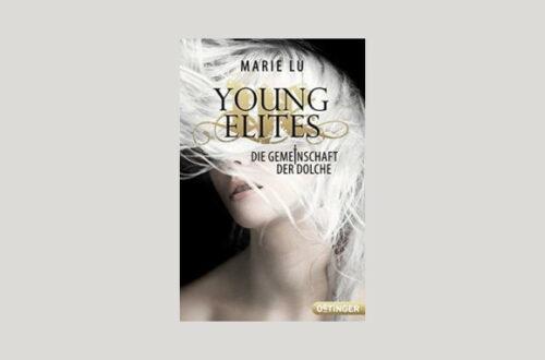 Cover Marie Lu: Gemeinschaft der Dolche, Young Elites Band 1. Foto: Oetinger