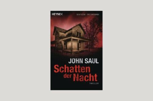 Cover John Saul: Schatten der Nacht. Foto: Heyne