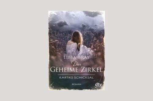 Cover Libba Bray: Kartiks Schicksal. Foto: dtv