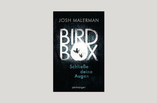 Cover Josh Malerman: Bird Box. Foto: Penhaligon