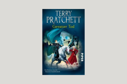 Cover Terry Pratchett: Gevatter Tod. Foto: Piper