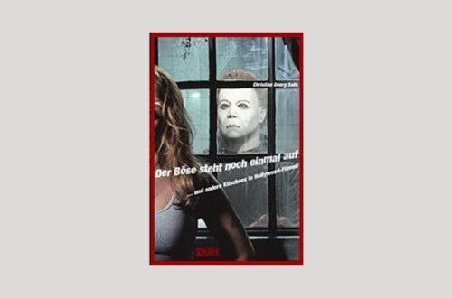 Cover Christian Georg Salis: Der Böse steht noch einmal auf. Foto: Schüren