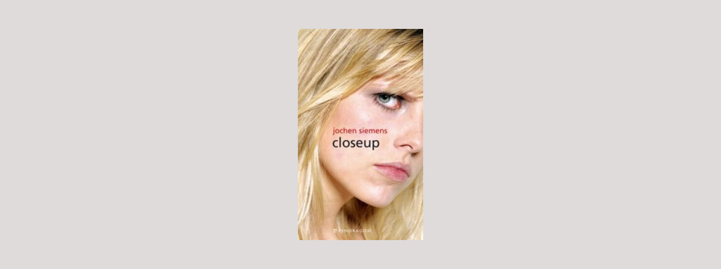 Cover Jochen Siemens: closeup. Foto: Pendragon