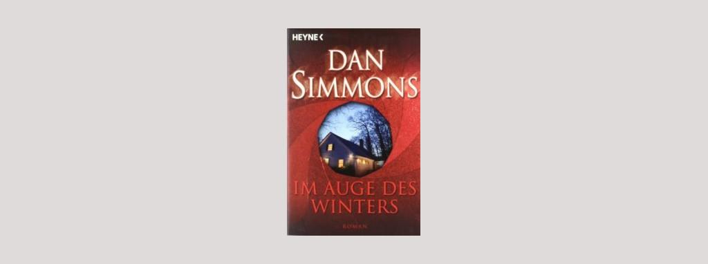 Cover Dan Simmons: Im Auge des Winters. Foto: Heyne