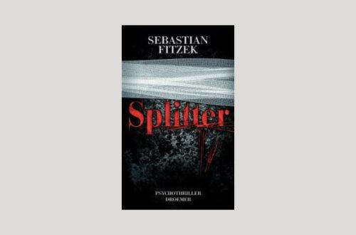Cover Sebastian Fitzek: Splitter. Foto: Knaur