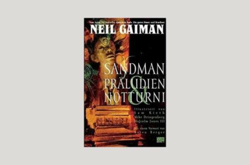Cover Neil Gaiman: Sandman 1 - Präludien und Notturni. Foto: Panini