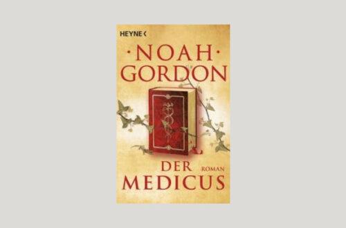 Cover Noah Gordon: Der Medicus. Foto: Heyne