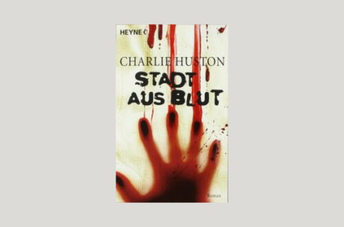 Cover Charlie Huston: Stadt aus Blut. Foto: Heyne