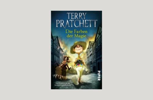Cover Terry Pratchett: Die Farben der Magie. Foto: Piper