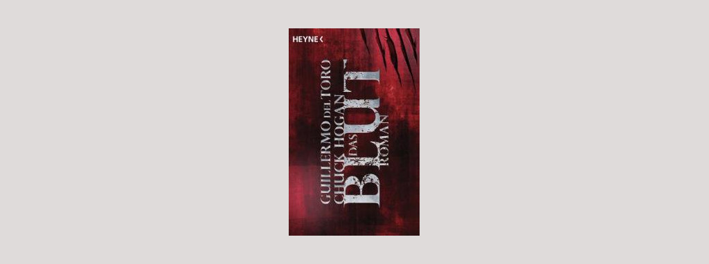 Cover del Toro/Hogan: Das Blut. Foto: Heyne