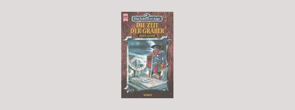 Cover Björn Jagnow: Die Zeit der Gräber. Foto: Heyne