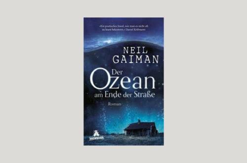 Cover Neil Gaiman: Der Ozean am Ende der Straße. Foto: Eichborn