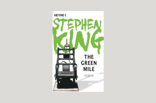 Cover Stephen King: The Green Mile. Foto: Heyne
