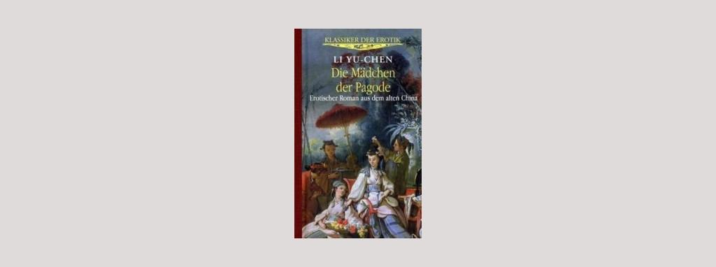Cover Li Yu-Chen: Die Mädchen der Pagode. Foto: Tosa Verlag Wien