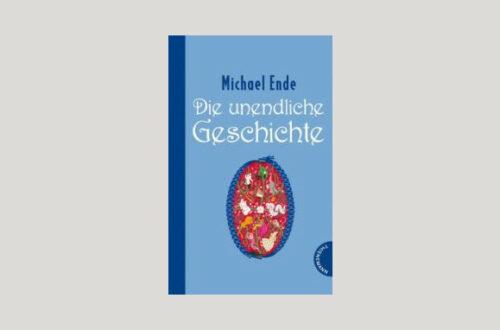 Cover Michael Ende: Die unendliche Geschichte. Foto: Thienemann