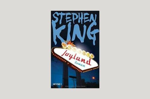Cover Stephen King: Joyland. Foto: Heyne