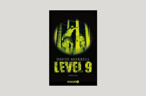 Cover David Morrell: Level 9. Foto: Knaur