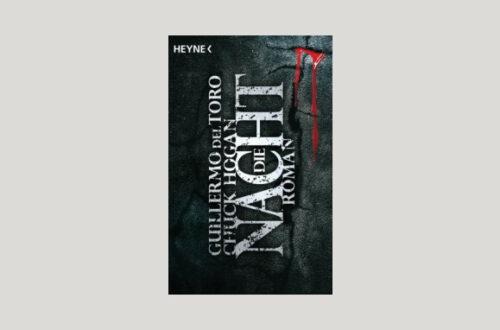 Cover del Toro/Hogan: Die Nacht. Foto: Heyne