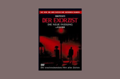 DVD-Cover: Der Exorzist
